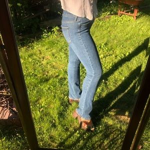 Bootcut jeans in perfect condition!